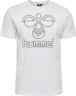 hummel Mens Peter Logo Short Sleeve T-Shirt