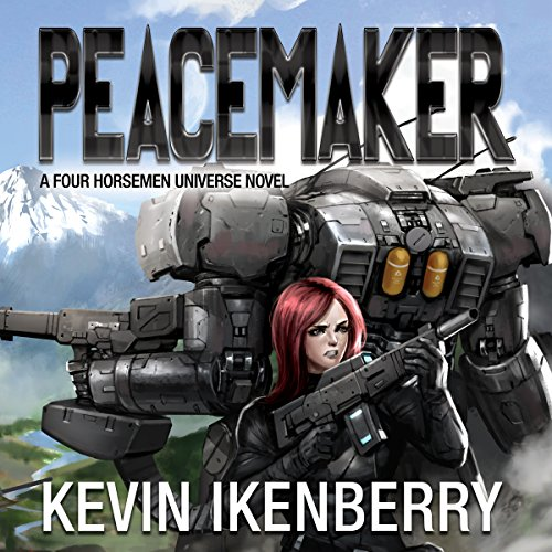 Peacemaker     The Revelations Cycle, Book 6              By:                                                                                                                                 Kevin Ikenberry                               Narrated by:                                                                                                                                 Anne James                      Length: 11 hrs and 19 mins     141 ratings     Overall 4.4