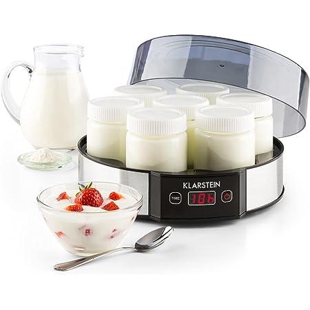 SUNTEC Joghurtmaker YOG-8571 easyJoghurtmaschine zum Joghurt selber Machen