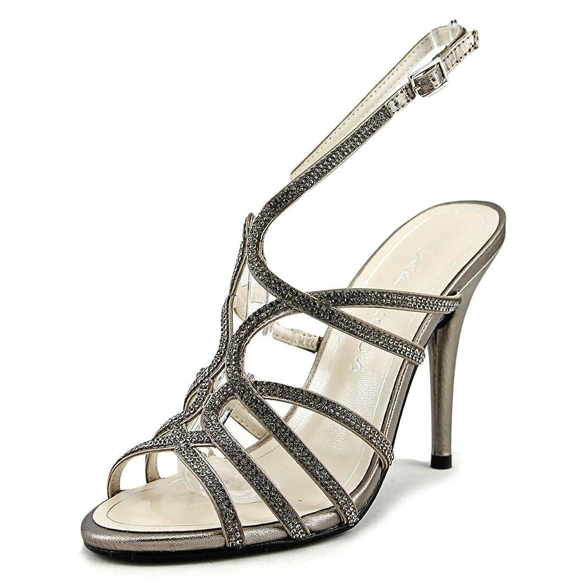 スロベニア平均石[Caparros] Womens Flat Sandals [並行輸入品]