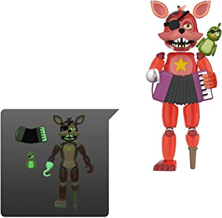 Funko Action Figures: Five Nights at Freddy's Pizza Simulator - Rockstar Foxy