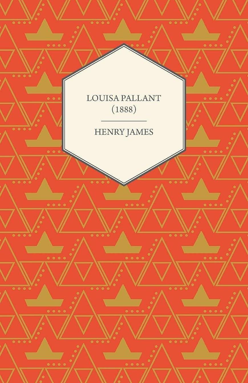 挑発するハック調べるLouisa Pallant (1888)