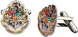 Harry Potter Hogwarts Crest Cufflinks