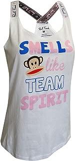 Paul Frank Women's Vintage Sport Julius Team Spirit Tank