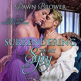 Surrendering to My Spy audiobook cover art