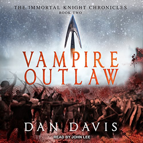 Vampire Outlaw audiobook cover art