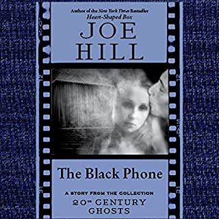 The Black Phone     A Short Story from '20th Century Ghosts'              By:                                                                                                                                 Joe Hill                               Narrated by:                                                                                                                                 David LeDoux                      Length: 48 mins     72 ratings     Overall 3.9