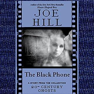 The Black Phone audiobook cover art