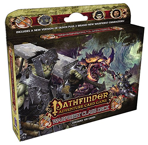 Paizo Publishing Pathfinder Adventure Card Game: Warpriest Class Deck