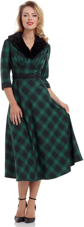 Voodoo Vixen Lola Vintage 40's Dress