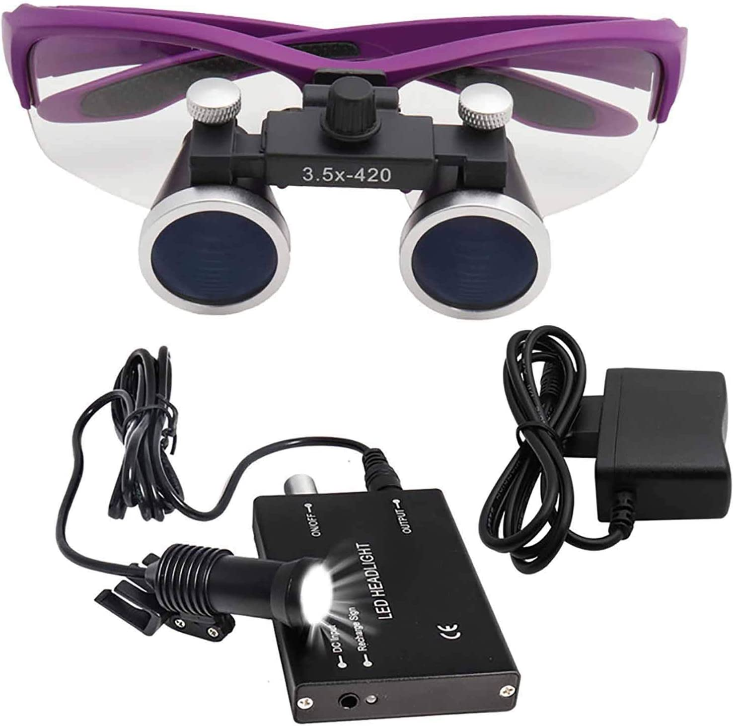 AXH Dental Ranking TOP18 35% OFF Surgical Loupe Magnification 2.5X 3.5X