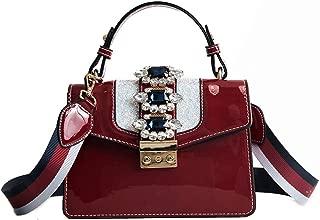 Top Handle Shoulder Handbags for Women Jewelry Bag Ladies Crossbody Wallet Purse