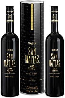 Tequila San Matías Gran Reserva Extra Añejo (Duo Pack) 750 Ml
