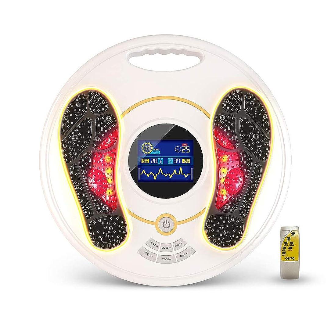 おもちゃ取り替える雄弁EMSフットサーキュレーションデバイスフットアンドレッグマッサージャースティミュレーターにより、レッグペインとペインペインサイクルが減少