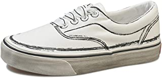 ARKE Men Women's Colorful Fashion Skater Sneakers Skateboarding Shoe Casual Sports Flat Shoes