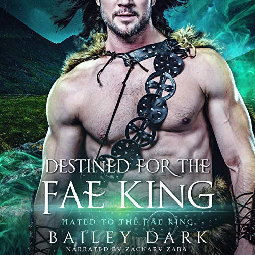 Destined for the Fae King cover art