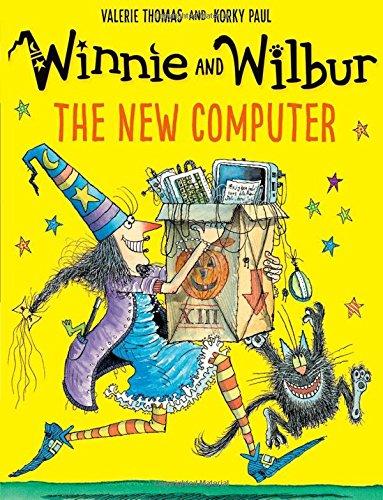 Thomas, V: Winnie and Wilbur: The New Computer