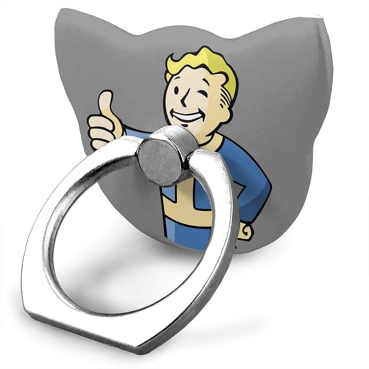 永久ハロウィンお客様プライベートカスタム フォール アウト ボーイ スマホ リング ホールドリング 指輪リング 薄型 おしゃれ スタンド機能 落下防止 360度回転 タブレット/スマホ\r\n IPhone/Android各種他対応