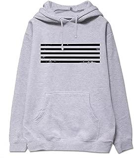 Bigbang Made Sweater G-Dragon GD Taeyang Hooded Fleece Sweatshirt