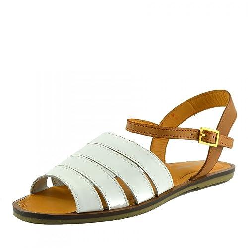 6ac899c83384 Kick Footwear - Ladies Womens Fashion Casual Sandals Classic Beach Mules  Summer Menorcan Shoes