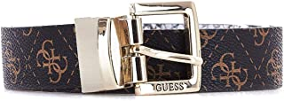 Luxury Fashion | Guess Womens BW7223VIN30BROWN Brown Belt | Fall Winter 19
