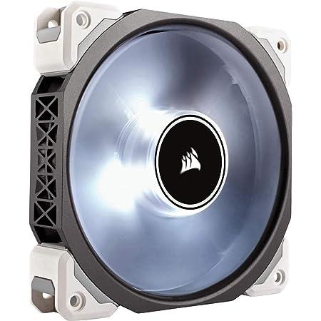 Corsair Ml120 Pro Led Pc Gehäuselüfter Schwarz Weiß Computer Zubehör