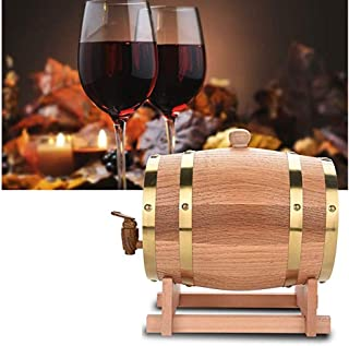 Whisky Tonneau de vin Fût de chêne vieillissement Tonneau de Vin en Bois fût de chêne, Stockage des spiritueux, liqueurs, ...