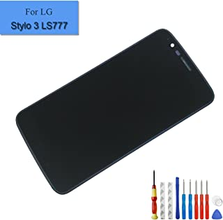 New LCD Replacement Display Compatible with LG Stylo 3 LS777 5.7