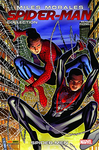 Miles Morales Spider-Man Collection 3 Spider-Men