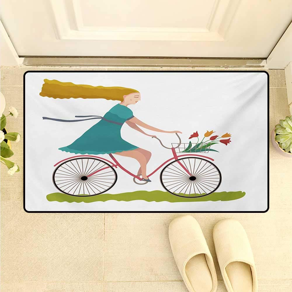 Alfombrilla de baño, Accesorios de Primavera, para Dibujar ...