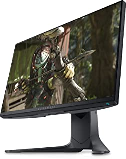 """Dell Alienware 25""""Gaming 240Hz, 1ms Gaming Monitor - Black, AW2521HF"""