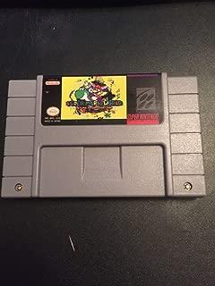 SNES Fan Game Super Mario World: Return to Dinosaur Land [Super Nintendo]