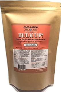 Sponsored Ad - GOOD KARMA NATURALS All Natural Digestion Support, Diarrhea Relief & Anal Gland Health Supplement for Dogs ...
