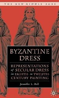 byzantine clothing style