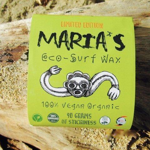 Maria's Eco Surf Wax