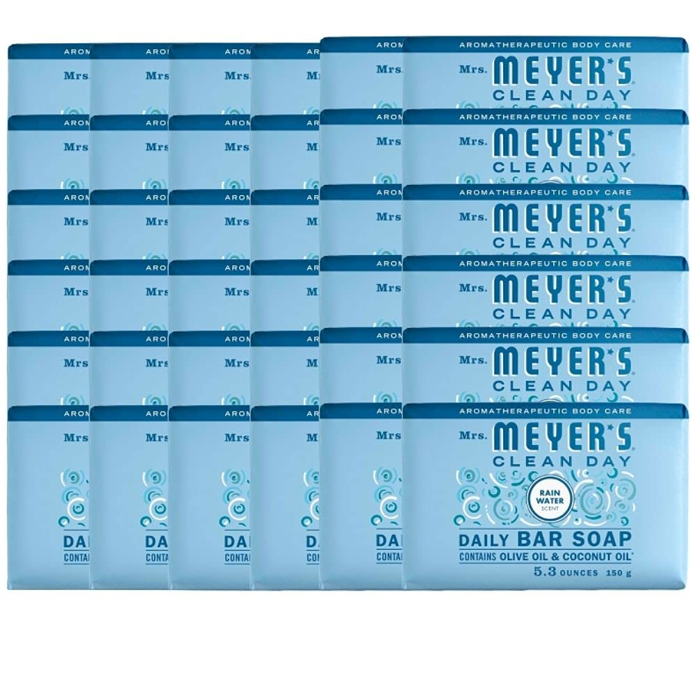 Bar Soap Rainwater Scent 67% OFF of fixed price Vegetable Feeling Softer Large-scale sale Skin Based