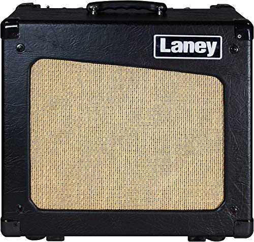 Laney Electric Guitar Power Amplifier, Black/Brown (CUB-12R)