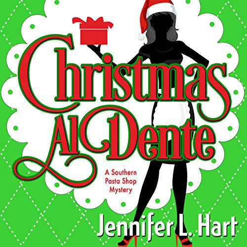 Christmas Al Dente audiobook cover art