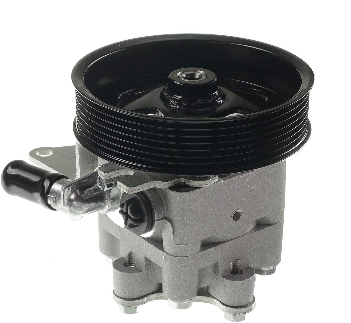A-Premium Power Steering Pump Genuine with Nissan Pulley Compatible Max 62% OFF