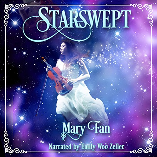 Starswept audiobook cover art