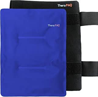 Large Wrap with Ice Pack for Injuries by TheraPAQ – Hot & Cold Therapy for Hip,..