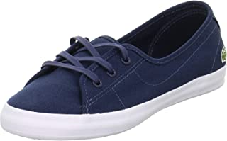 bca9ff7fb1 Amazon.fr : Lacoste - Toile / Chaussures femme / Chaussures ...