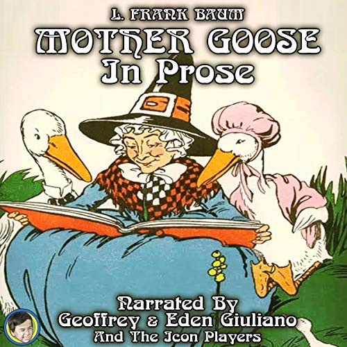 Mother Goose in Prose cover art