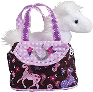 Douglas Pink Filly Tote
