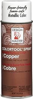 Design Master DM-M-733 Colortool Floral Metallics Spray Paint 12 Ounces