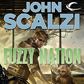 Fuzzy Nation cover art