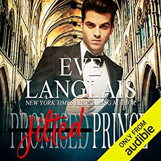 Jilted Prince audiobook cover art