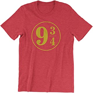 Harry Potter Platform 9 3/4 Screen Printed T-Shirt