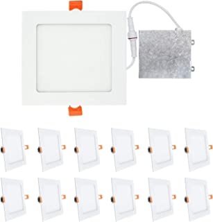 square ceiling light led