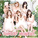 SUNDAY MONDAY -Japanese Ver.-(初回完全生産限定盤A)(CD+グッズ)